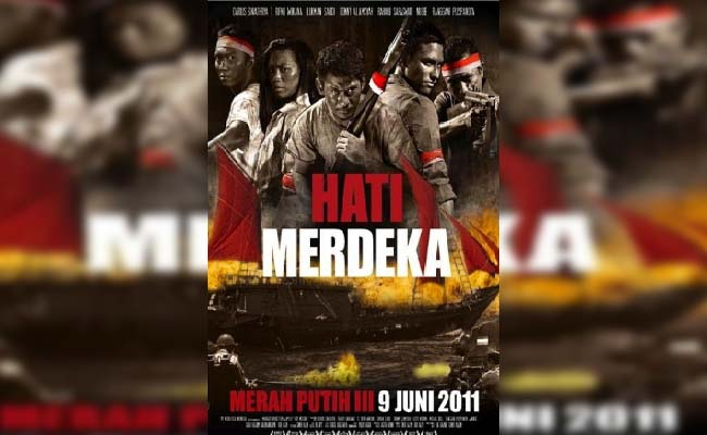Film Action Indonesia Tema Pahlawan Hati Merdeka