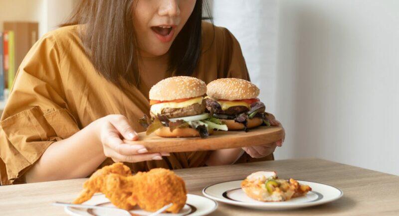 Jangan Makan Secara Berlebih