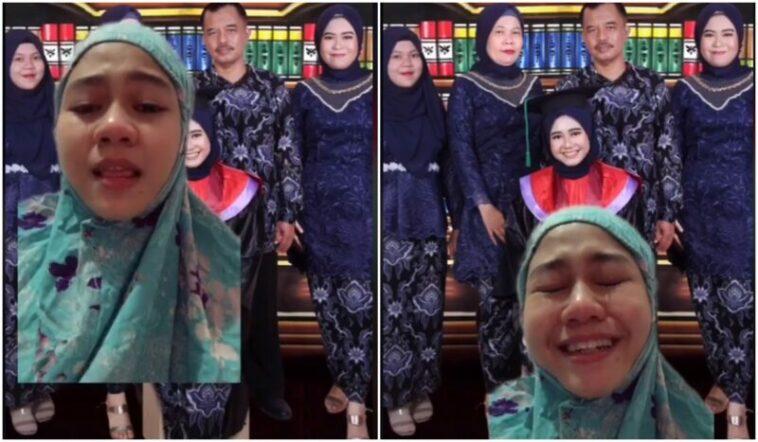 Kisah Haru Wanita Yang Minta Edit Foto Agar Almarhumah Ibu Hadir Saat Wisudanya