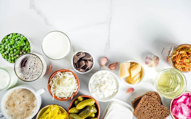 Mengkonsumsi Probiotik