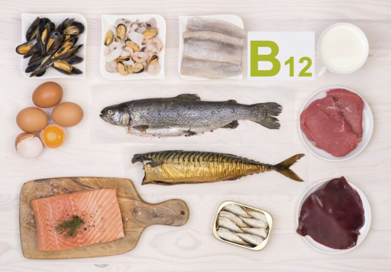 Mengkonsumsi Vitamin B12