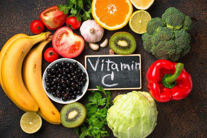 Mengkonsumsi Vitamin C