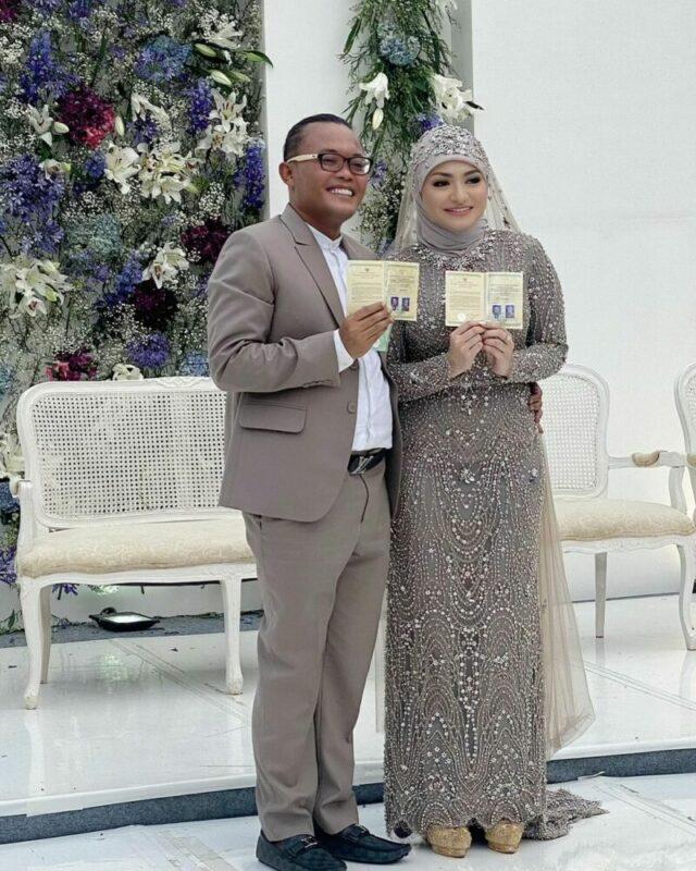 Momen Pernikahan Sule Dan Nathalie