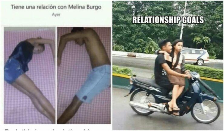Potret Relationship Goals Yang Bukannya Romantis Melainkan Bikin Ngakak