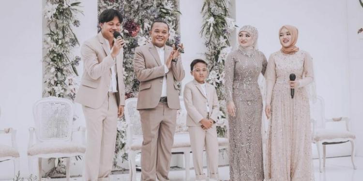 Rizky Febian Diundang Acara Pernikahan Sule Dan Nathalie