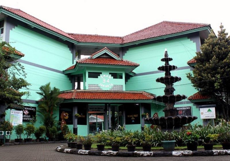 Sman 34 Jakarta
