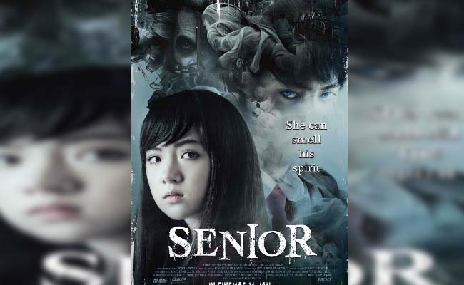 Film Comedy Horror Thailand Senior 2015
