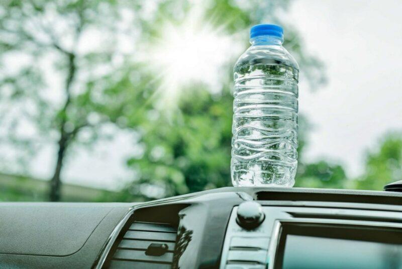 Senyawa Botol Bisa Tercampur Dengan Air