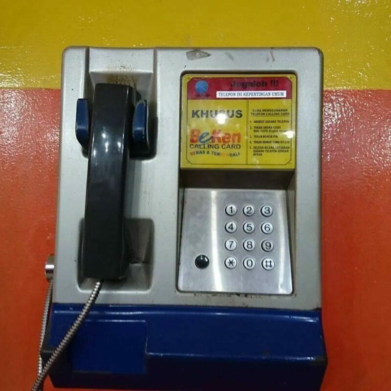 Telepon Umum Di Pekanbaru1