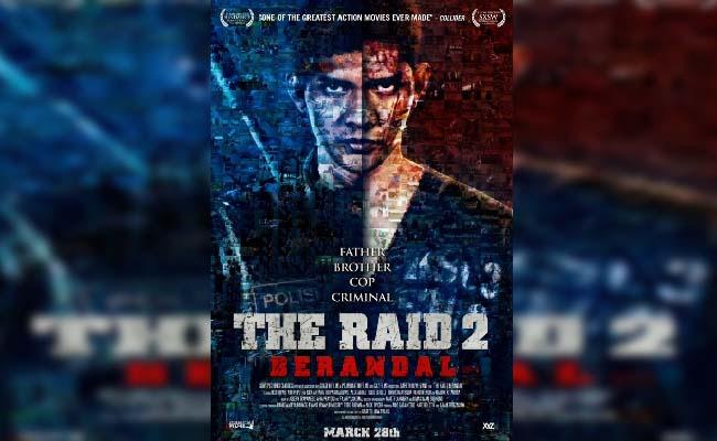 The Raid 2 Berandal 2014