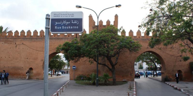 Rue Soekarno Jadi Favorit Turis Indonesia Di Maroko 1508142