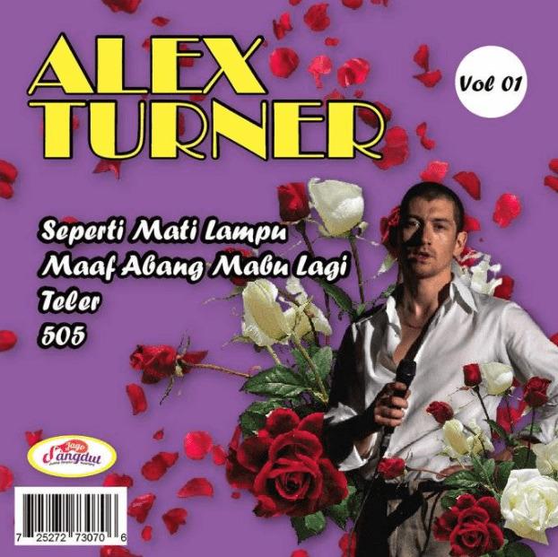 album alex turner