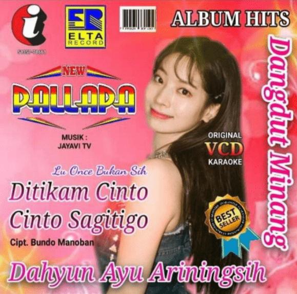 cover album dahyun twice