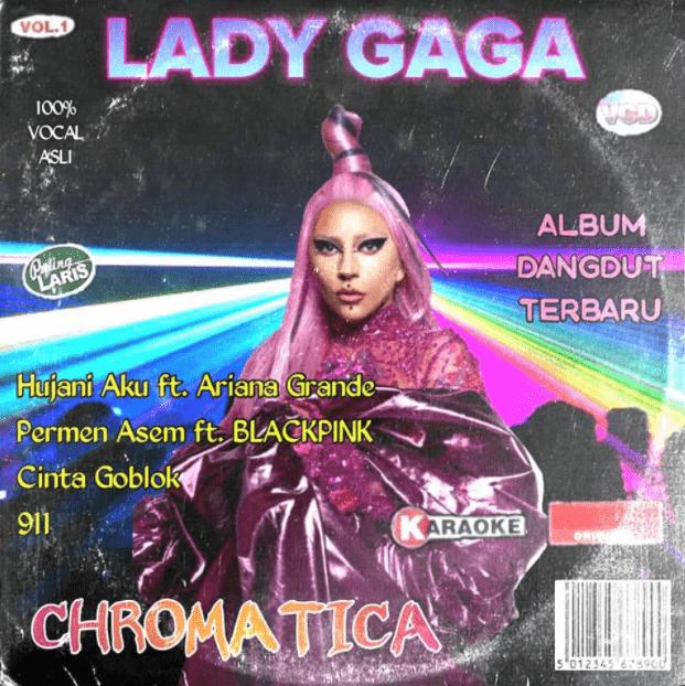 cover album lady gaga