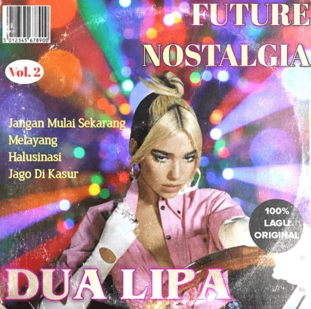 cover album dua lipa