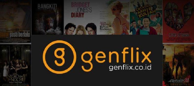 Aplikasi Genflix 2.0