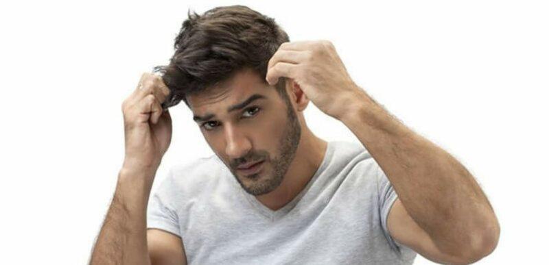 Kesalahan pria saat menata rambut