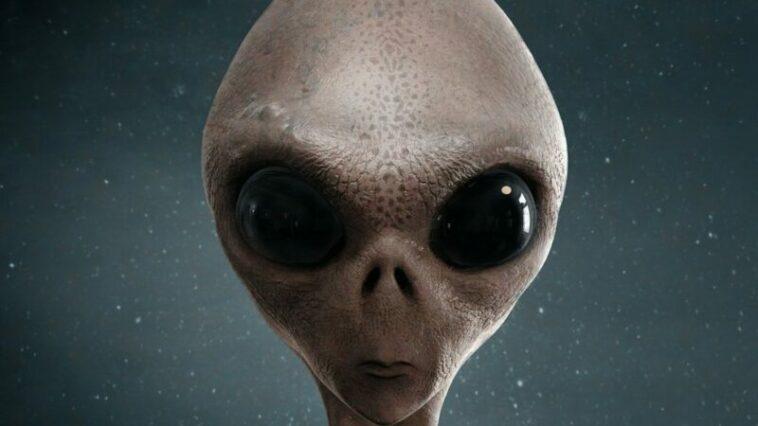 Ilustrasi Wujud Alien