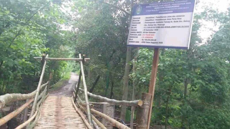 Jembatan Bambu