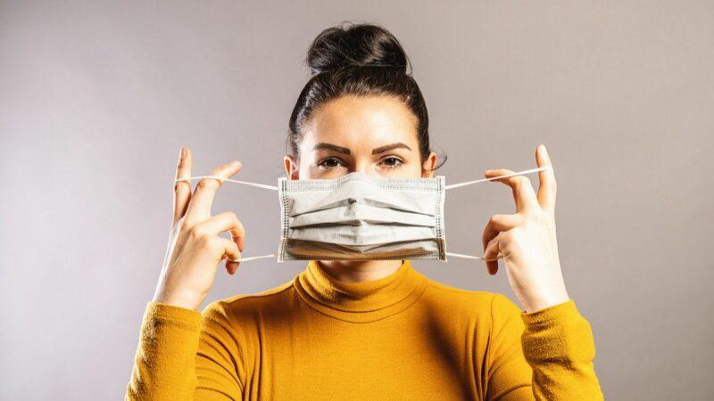 Memakai Masker Dapat Mengurangi Kadar Oksigen