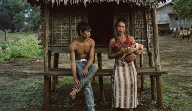 Mengenal Tradisi Suku Kreung