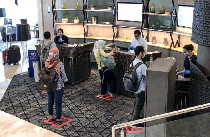 Mengetahui Pihak Hotel Menerapkan Protokol Kesehatan