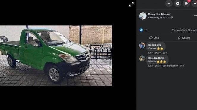 Mobil Avanza Modifikasi Toyota Kijang