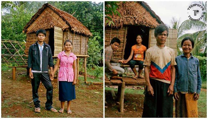 Tradisi Suku Kreung