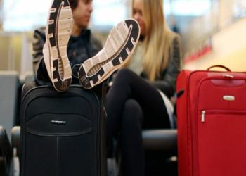 Tips mencegah koper hilang di bandara