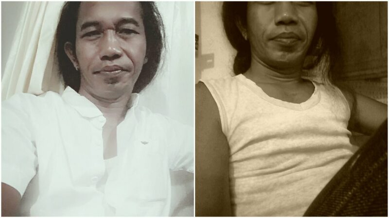Viral Sosok Pria Bernama Imron Gondrong, Yang Wajahnya Mirip Dengan Presiden Jokowi