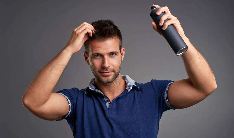 Best Hairspray For Men Featured Image Final