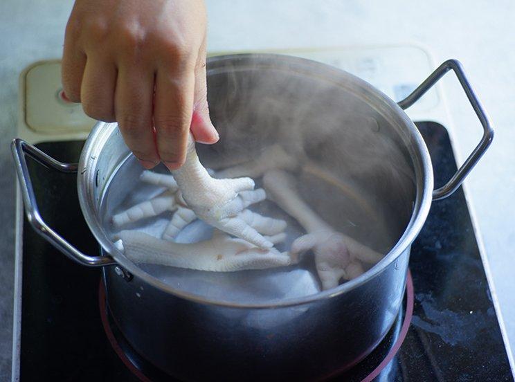 Cara Merebus Ceker Ayam Agar Tidak Amis Dan Berlendir