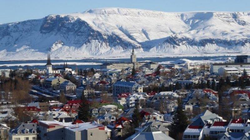 Kota Di Islandia