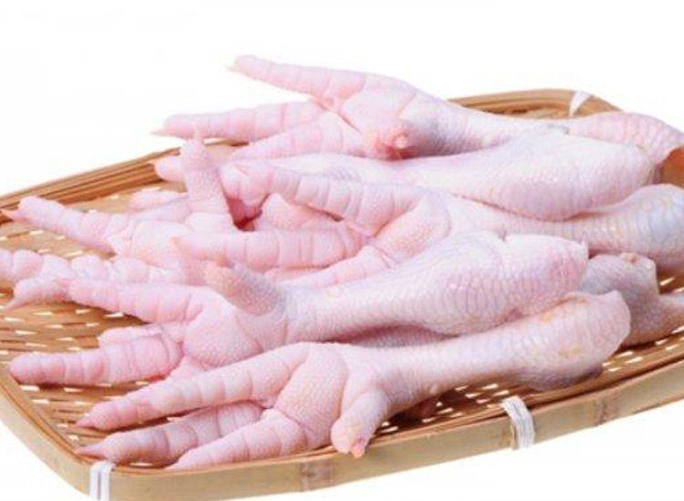 Merebus Ceker Ayam