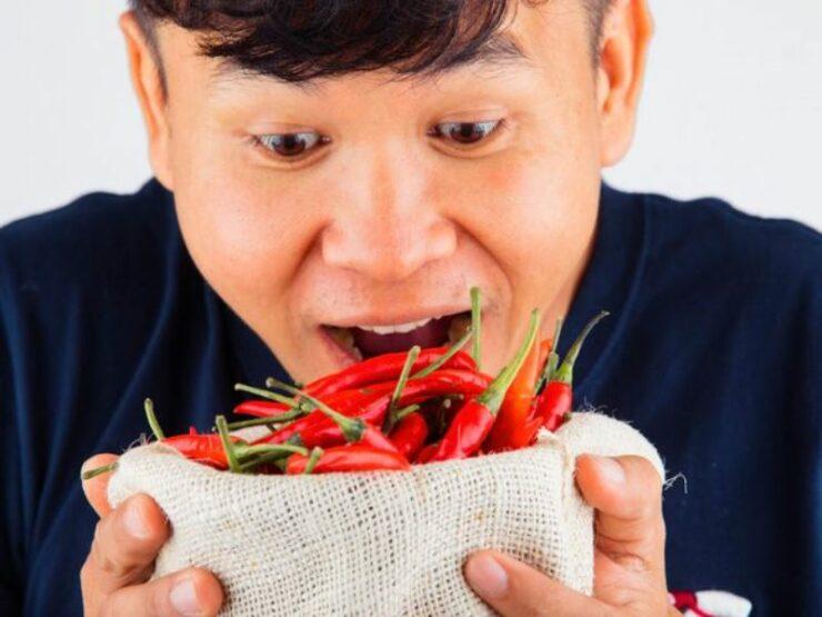 manfaat sehat makan pedas-pedas