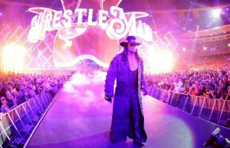 The Undertaker WrestleMania 37