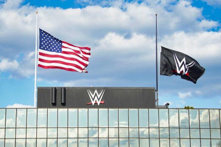 WWE Vaksin COVID-19