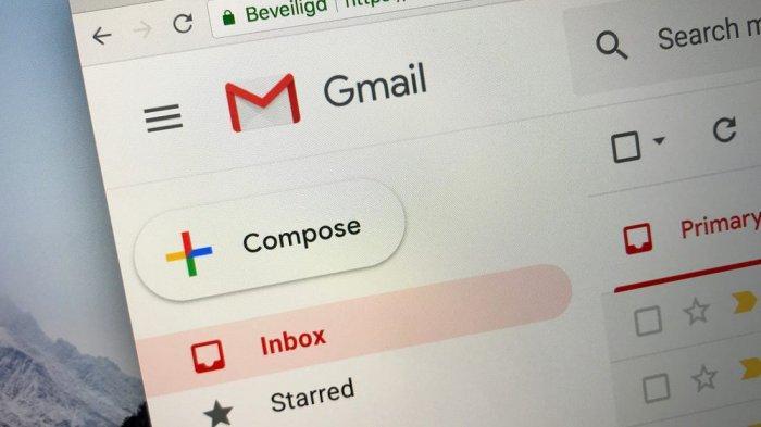 Melalui Akun Gmail