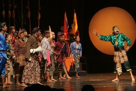 Seni Teater Tradisional Ketoprak