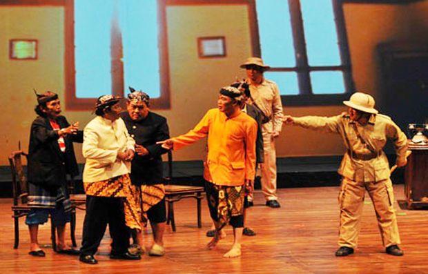Seni Teater Tradisional Ludruk