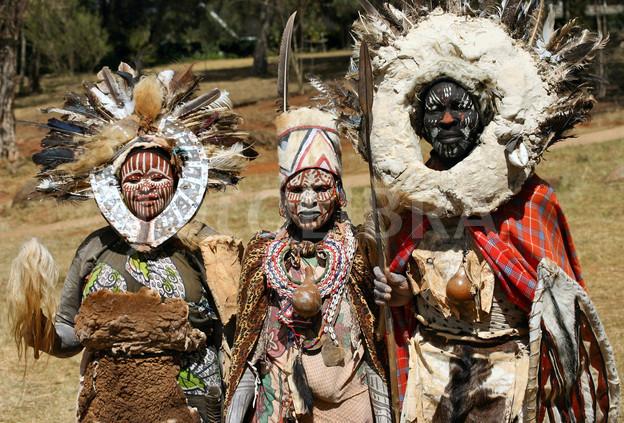 Suku kikuyu