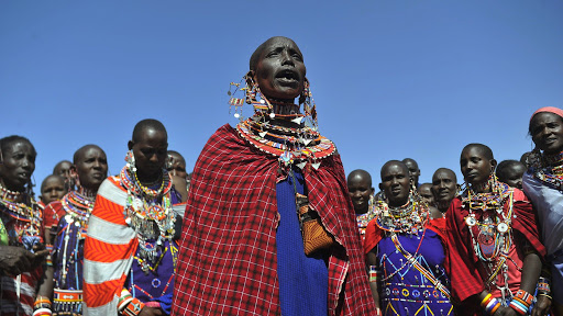 Suku Maasai