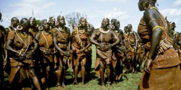 Suku Yang Paling Ditakuti Di Dunia Karena Sihirnya