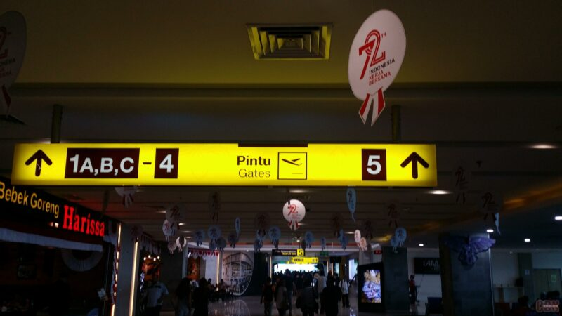 Takut Terinfeksi Corona, Pria Ini Tidak Ketahuan Tinggal Di Bandara Selama 3 Bulan