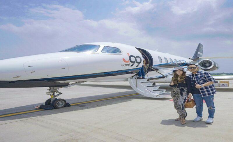 Wow, Crazy Rich Malang Ini Beli Jet Pribadi, Harganya Rp 200 Miliar