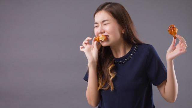 Bahaya Berlebihan Makan Ayam