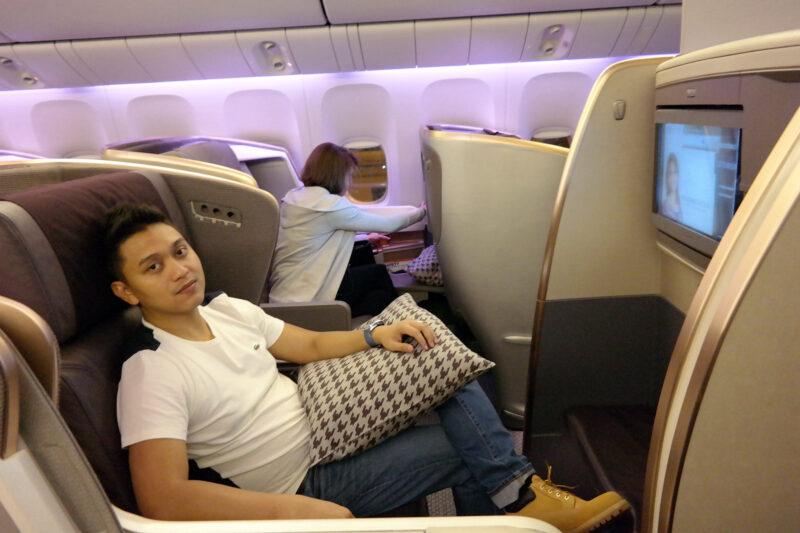 Kelas ekonomi pesawat terbang