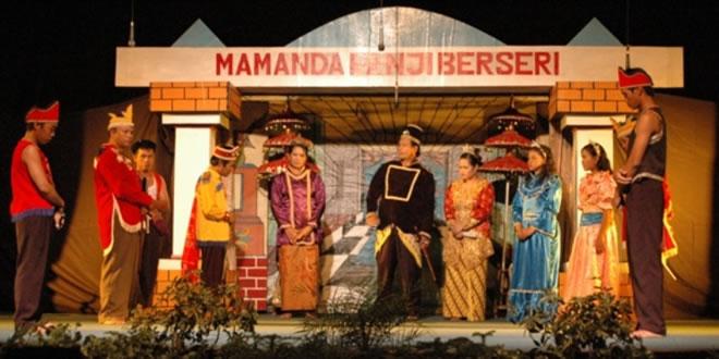 Contoh Teater Tradisional Mamanda