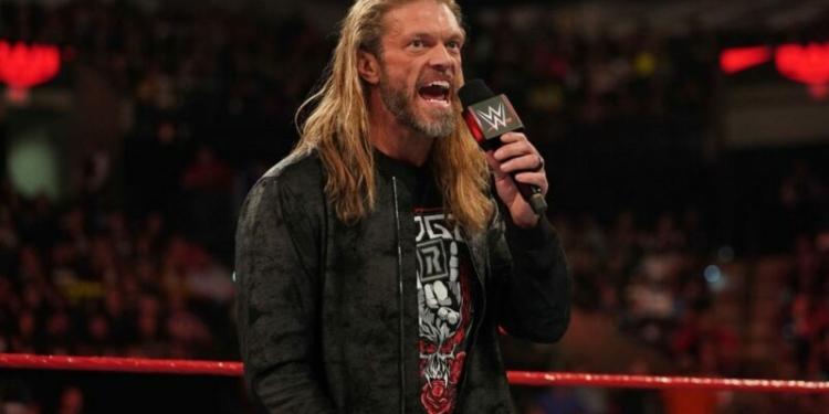 Edge Wwe Raw