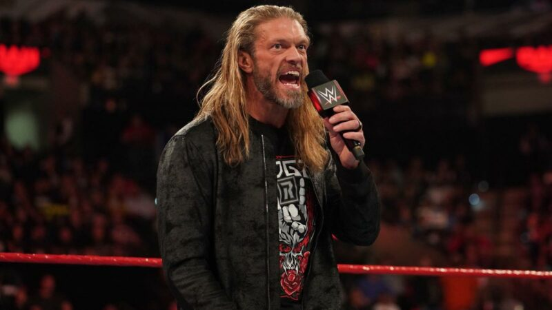 Edge Wwe Raw